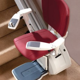 Straight Stairlifts| Homeglide Extra