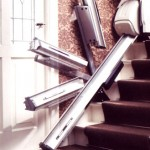 Homeglide Extra Straight Stairlift