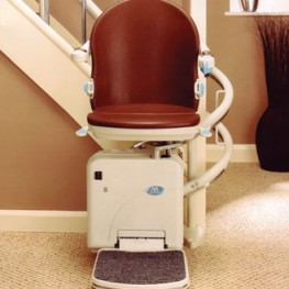 Curved Stairlifts: Minivator 2000