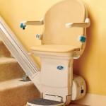Minivator 950 Slide Track Straight Stairlift