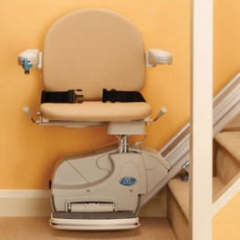 Straight Stairlifts: Minivator Simplicity 950