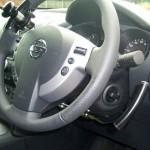 Push and Pull Handle Controls Vehicle Adaptations