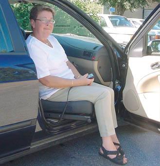 Swivel Seats Vehicle Mobility Car Adaptations