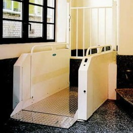 Wheelchair Lifts: Wessex Step Lift