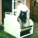 Wessex Step Lift Wheelchair Lift