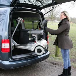 Wheelchair & Scooter Hoists – 40kg & 80kg