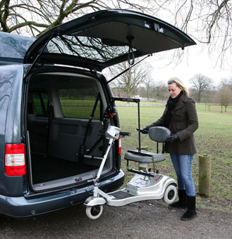 Wheelchair Lifts For Cars Uk