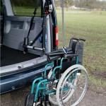 Wheelchair Scooter Hoist 40kg - 80kg