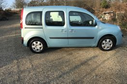 2010 RENAULT KANGOO EXPRESSION DCI 1.5 MANUAL  –  19000 MILES
