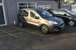 2014 PEUGEOT PARTNER TEPEE S PETROL WHEELCHAIR ACCESSIBLE VEHICLE ONLY 20k