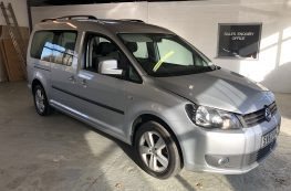 2013 VW CADDY MAXI 1.6 AUTO WHEELCHAIR ACCESS VEHICLE WITH ONLY 24k
