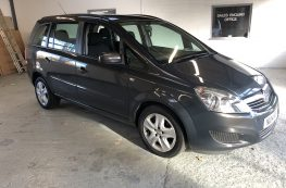 2014 VAUXHALL ZAFRIA ESTATE 1.8 PETROL WHEELCHAIR ACCESS VEHICLE WITH 22K