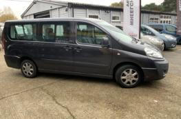 2011 PEUGEOT TEPEE L2 WHEELCHAIR ACCESS VEHICLE  –  28000 Miles